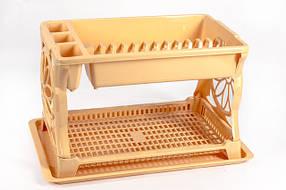 Сушилки для посуды, вкладыши и хлебницы