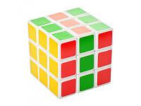 Акция! Кубик Рубика пластмаса 5,5-5,5-5,5 см в кульке