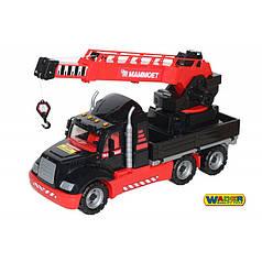 Автомобиль-кран с поворотной платформой  wader 56771