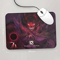 Коврик для мыши 290x210 Shadow Demon, Dota 2 (шадов демон, Дота 2, два)