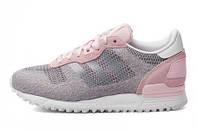 Кроссовки женские Adidas  ZX700 EM S75256 (адидас) розовые