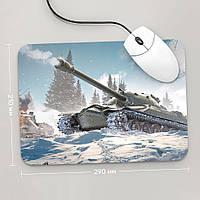 Коврик для мыши 290x210 ИС-7, World Of Tanks (Танки, танчики, WOT)