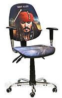 Кресло Бридж Хром Дизайн Дисней Пираты карибского моря Джек Воробей