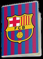 Обложка для паспорта  Barcelona 1, La Liga (Футбол)