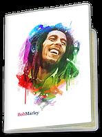 Обложка для паспорта  Bob Marley, №1