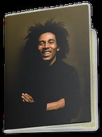 Обложка для паспорта  Bob Marley, №2