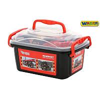 Набор инструментов в чемодане + 37 авто запчастей Wader 57136