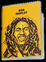 Обложка для паспорта  Bob Marley, №3