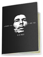 Обложка для паспорта  Bob Marley, №4