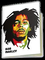 Обложка для паспорта  Bob Marley, №5