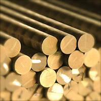 Пруток 20 мм бронзовый БрАЖМц10-3-1,5 - CuAI10Fe3Mn2