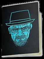 Обложка для паспорта  Breaking Bad, Во Все Тяжкие, №10