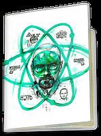 Обложка для паспорта  Breaking Bad, Во Все Тяжкие, №7