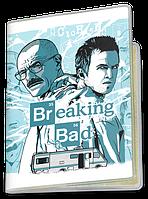 Обложка для паспорта  Breaking Bad, Во Все Тяжкие, №5