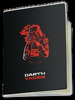 Обложка для паспорта  Darth Vader, Дарт Вейдер, №3