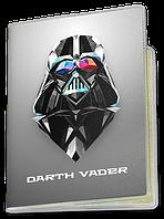 Обложка для паспорта  Darth Vader, Дарт Вейдер, №2