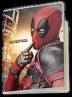 Обложка для паспорта  Deadpool, №5