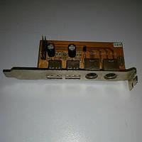 Плата расширения USB, Mouse, IR