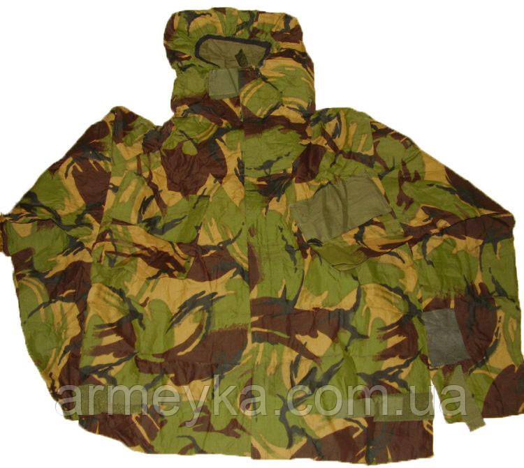 Куртка химзащиты NBC MK IV в расцветке DPM. Великобритания, оригинал.