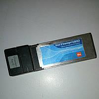 3G модем Utel umanager E800  instar card