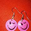 Сережки смайлики , фото 4