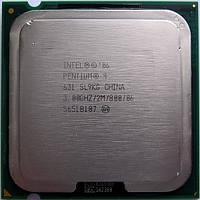 Процессор Intel Pentium 4 631 (2M Cache, 3.00 GHz, 800 MHz )