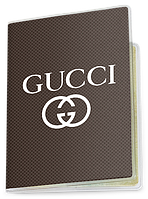 Обложка для паспорта  Gucci (Бренд, фирма)