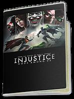 Обложка для паспорта  Injustice. Gods Among Us, №2