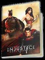 Обложка для паспорта  Injustice. Gods Among Us, №1