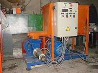 Экструдер по производству топливных брикетов серии ЭТ