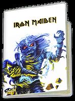 Обложка для паспорта  Iron Maiden