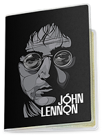 Обложка для паспорта  John Lennon