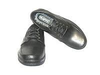 Кожаные туфли , модель Тр - 303 ч.