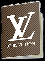 Обложка для паспорта  Louis Vuitton (Бренд, фирма)