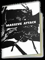 Обложка для паспорта  Massive Attack