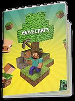 Обложка для паспорта  Minecraft 1 (Игра)