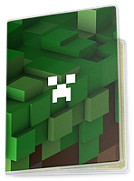 Обложка для паспорта  Minecraft 5 (Игра)