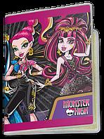 Обложка для паспорта  Monster High, Монстер Хай, №4
