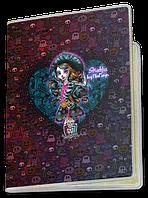 Обложка для паспорта  Monster High, Монстер Хай, №1