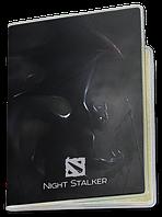Обложка для паспорта  Night Stalker, Dota 2, #3 (сталкер, Дота 2, два)