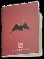 Обложка для паспорта  Night Stalker, Dota 2, #1 (сталкер, Дота 2, два)