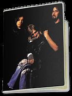 Обложка для паспорта  Nirvana, №10