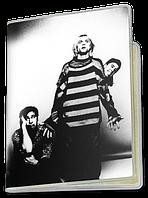 Обложка для паспорта  Nirvana, №9