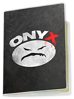 Обложка для паспорта  Onyx