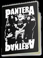 Обложка для паспорта  Pantera