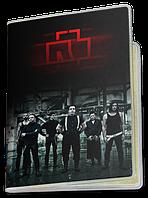 Обложка для паспорта  Rammstein, №1