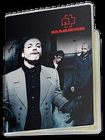 Обложка для паспорта  Rammstein, №2