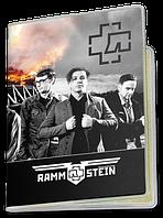 Обложка для паспорта  Rammstein, №3