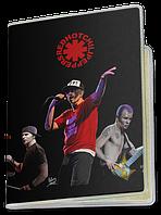 Обложка для паспорта  Red Hot Chili Peppers, №2