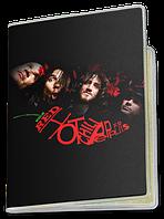 Обложка для паспорта  Red Hot Chili Peppers, №3